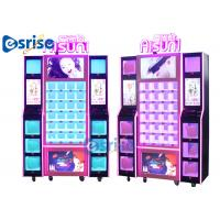 China Deluxe Lipstick Vending Machine Intellegient Control Board Lady Makeup on sale