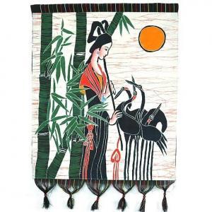 batik paintings,wall hangings,handicrafts,folk crafts,home decor,furnishings Manufactures