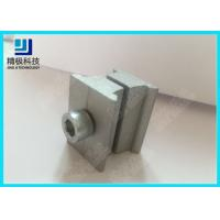 China Double Pipe Flat Parallel Connection Aluminum Tubing Joints For Industrial Logistics AL-6B on sale