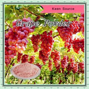 Grape Extract/  Vitis vinifera Extract powder /  Glucoside Manufactures
