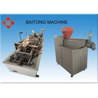 China Plastic Blow Machine , Pe Pp Reciprocating Extruder Middle Air Up Blow Molding Equipment on sale