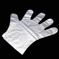 China Plastic Household PVC Gloves , Disposable PVC Gloves Healthy And Comfortable on sale