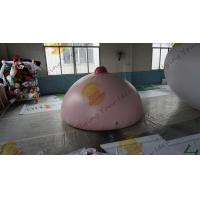 attractive pink Inflatable Product Replicas for New Year holiday celebrations Manufactures