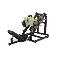 Vertical Linear Hammer Strength Leg Press Machine With Steel Frame Manufactures