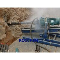 Mounted Anchor Drill Machine , Anchor Drilling Rigs Drilling depth of 50 m of 200 mm Hole Diameter Manufactures