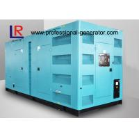 China CE ISO 680kw 850kVA Silent Diesel Power Generator with Cummins Engine on sale