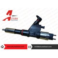 Toyota , Howo Common Rail Injector Parts Denso Injector 095000-6700 Manufactures