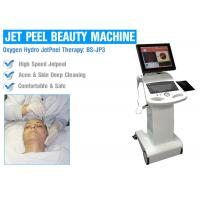 Oxygen Water Jet Peel Machine Peeling Treatment For Face In Beauty Salon Manufactures