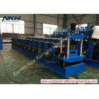 Forming Cassettes Purlin Roll Forming Machine / Metal Sheet Making Machine Manufactures