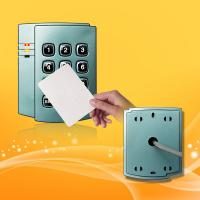 Password Rfid Proximity Card Reader , Access Control Proximity Reader Writer Manufactures