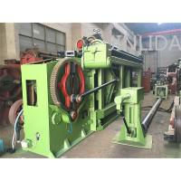 Quality Double Twist Hexagonal Mesh Machine / Gabion Machine In Oil And Construction for sale