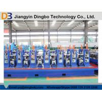 Perforated ERW Steel Tube Mill Equipment Welded Pipe Making Machine Manufactures