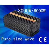 China Factory straight sell 3000W Pure sine wave inverter(pure sine wave inverter 300w--6000w) on sale