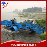 China 2019 Hot Newest Small Aquatic Weed/Water Hyacinth/Enteromorpha /Duck Weed / Reed Harvester Sale on sale