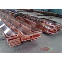 Polished Oxide Pure 99.95% Copper Rods 8-300mm Corrosion Restance Manufactures