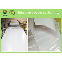 Virgin Pulp Magazine Offset Printing Paper Light Weight  60g - 120g Manufactures