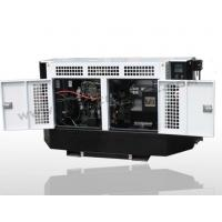 Carrier Type 30kva 60Hz Silent Diesel Generator IP23 Protection Class Manufactures