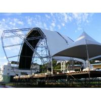 China Global Truss Stage Aluminum Trussing Waterproof Roof Framing Rosh Arc - Shaped on sale