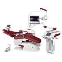 A6800 Digital Dental Chair Unit Multi Function With Touch Screen Control System Manufactures