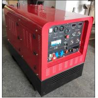China Multi Functional Pipeline Welding Machine Power WD400 400A Diesel Welding Generator on sale
