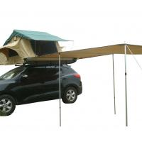 Hot Sale High Quality 4x4 Newest Car Roof Top Tent Camping Car Roof Tent Outdoor Tent for Cars Side Awning Manufactures