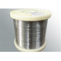 0.09 mm 0.13mm Stainless Steel Wire 410 For Kitchen Scrubber Cold Drawn Annealed Manufactures