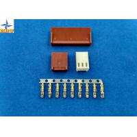 One Row Wire To Board Battery Connector 2.54mm Pitch From 2pins To 20pins Manufactures