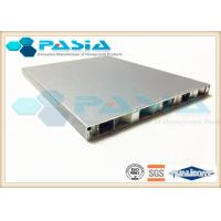 Commercial Lightweight Wall Panels , Honeycomb Aluminum Plate Sound Insulation Manufactures