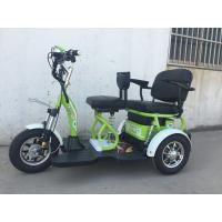 1000w Adult Electric Tricycle Scooter 60V/20Ah Lead Acid Drum Brake Manufactures