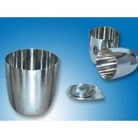 China Platinum Crucibles with lid for sale on sale