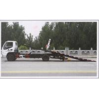 4x2 6TIRES EuroII 3-5tons Light Duty Wrecker Tow Truck For Broke Car Drag & Transfer With Cummims Engine Manufactures
