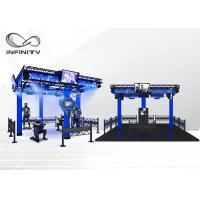 One Stop Solution Virtual Reality Equipment / 9D VR Simulator Manufactures