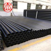 China Buried HDPE Drainage Pipe For Fuel Gas Station 63mm ISO4427 CE Standard on sale