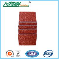 Full Polyurethane PU Rubber Safety SurfacingAll Weather Synthetic Sports Surfaces