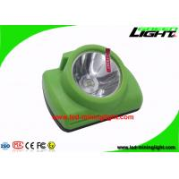 Buy cheap High Lumen 232 Cordless Cap Lamp , Miners Helmet Light  With Magnetic USB Charging from wholesalers