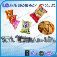 Expanded Puffing Grain Corn Rice Snack Stick Making Machine Manufactures