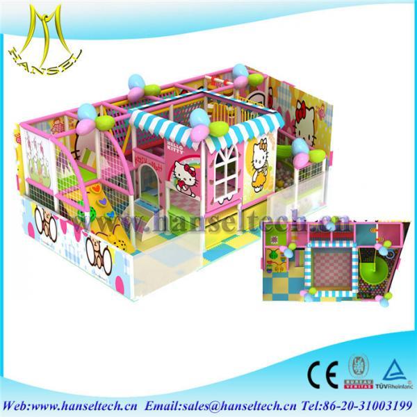 Quality Hansel popular indoor playground equipment for children amusement for sale