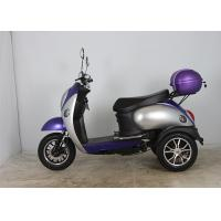 China 12G60V Controller Electric Mobility Scooter 300-10 Vacuum Tyre 5m Braking Diatance on sale