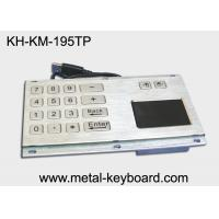 China IP65 Water - proof Industrial Touchpad Keyboard with Digital Keypad Design on sale
