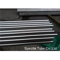 China 240grit Bright Annealed Stainless Steel hydraulic cylinder tube 2'' X 0.065'' X 20' Tig Welding on sale