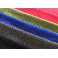 Quality Polyester Plain Two - Tone Look Fade Resistant Outdoor Fabric For Jacket for sale