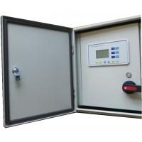 Intelligent Water Pump Control Panel Control Three Pumps In Ip 54 Metal Cabinet Manufactures