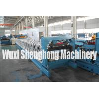 4KW Strong Strength Metal Deck Roll Forming Machine High Ribs Manufactures