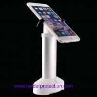 COMER Mobile phone security display holder with alarm gripper locker stands Manufactures