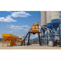 China Combined Structure Concrete Mixing Station Durable 1m3 Mixer Nominal Capacity on sale