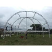 16m Span Outdoor Aluminum  Stage  Truss For Concert Truss , Corrosion Resistance Manufactures