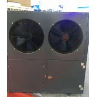 10 KW EVI low temperature air source heat pump Manufactures