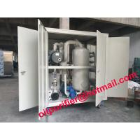 Buy cheap Old Transformer Oil Purifying Machine,transformer oil purifier,Dielectric Oil Filtering System, used Oil treatment plant from wholesalers