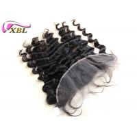 13x4 Ear To Ear Lace Frontal Natural Hairline With No Chemical Processed Smell Manufactures