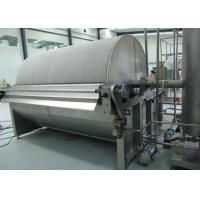 Stainless Steel Rotary Drum Dryer With 10 To 300 Seconds Drying Period Manufactures